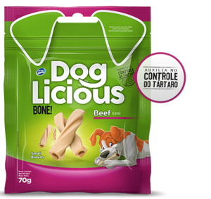 Doglicious Bone Beef Small Breeds - 70g