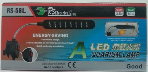 Luminaria Led Rs Aqua Rs-58 L Bivolt