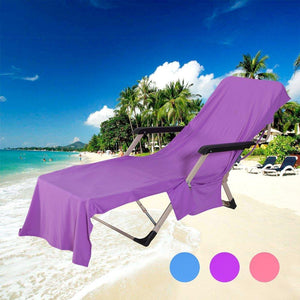 【Hot Sale Today!】Lounger Beach Towel - Buy 2 FREE SHIPPING