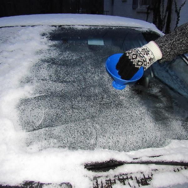 60% OFF Cone-Shaped Ice Scraper