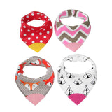 Bandana Bib with Teether