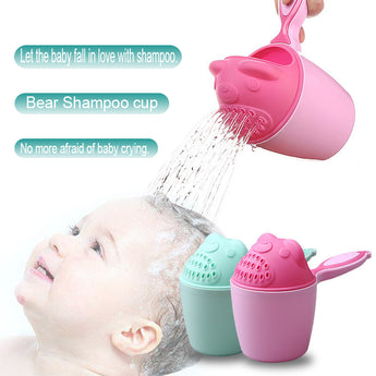 Sprinkler Baby Bathing Cup
