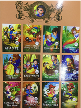 Educational Classic Fairy Tales Storybooks (10pcs)