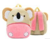 Zoo Series Kids Mini Plush Back Pack