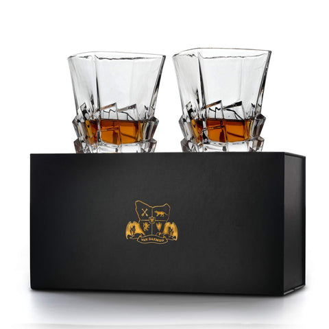 Van Daemon Launceston Glasses Set