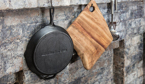 Fresh Australian Kitchen Cast Iron Skillet