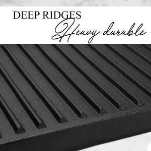 Deep ridges - heavy - durable