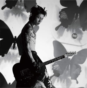 SAMURAI SESSIONS VOL 3: WORLDS COLLIDE (CD - IMPORT) - MIYAVI