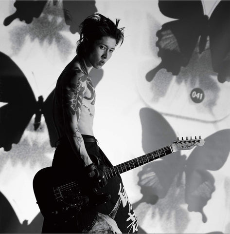 [AUTOGRAPHED] SAMURAI SESSIONS VOL 3: WORLDS COLLIDE (CD - IMPORT) - MIYAVI