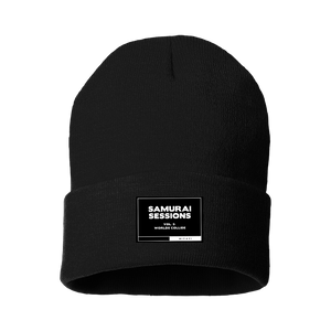 Samurai Sessions Box Beanie - MIYAVI