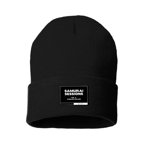 Samurai Sessions Box Beanie