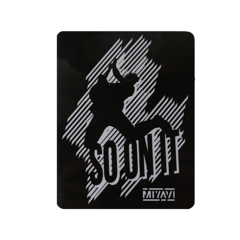 So On It - Sticker - MIYAVI