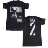 BLACK PHOTO TEE - MIYAVI