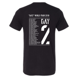 BLACK DAY 2 WORLD TOUR TEE