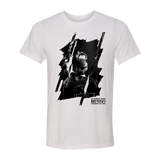 WHITE PHOTO TEE - MIYAVI