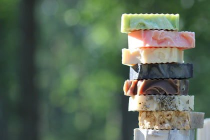Stack of Epic Soaps
