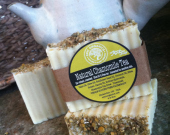 Chamomile Tea Soap Bar - Epic Soap Company