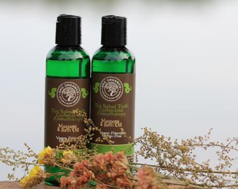 Epic Massage Oil - Epic Soap Company