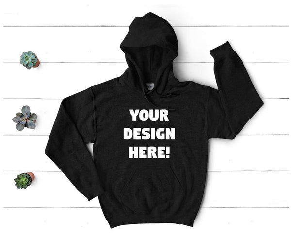 Custom Hoodies With Your Design