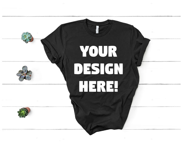 Custom T-Shirts with Your Design