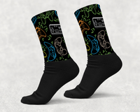 Gamer Custom Socks