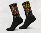 Money Bear Custom Socks
