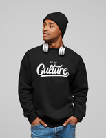 For The Culture Logo Crewneck Sweatshirt