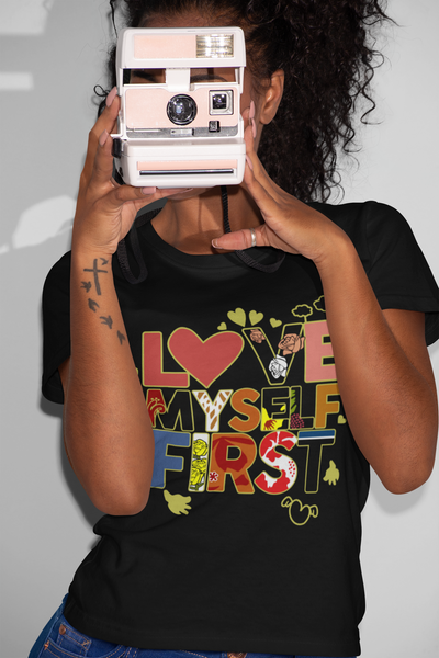 Love Myself First Tee
