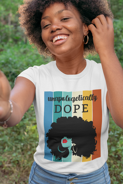 Unapologetically Dope Tee