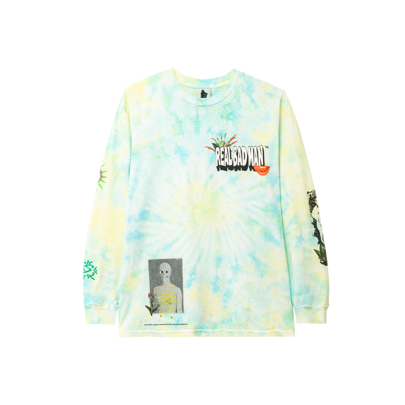 FROM OUTER SPACE TIE DYE TEE