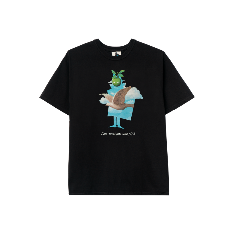 THIS IS NOT A PIPE SS TEE