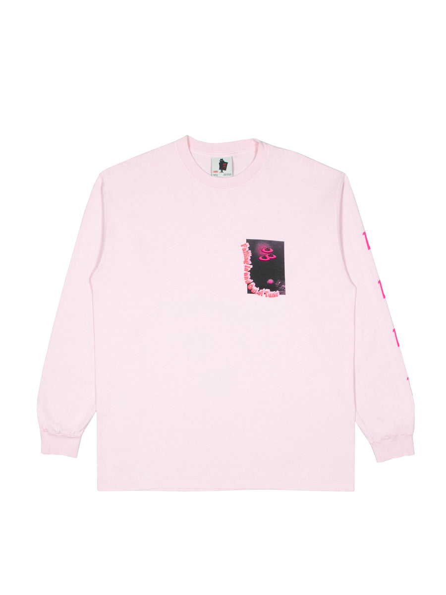 CONFLICT LONG SLEEVE TEE