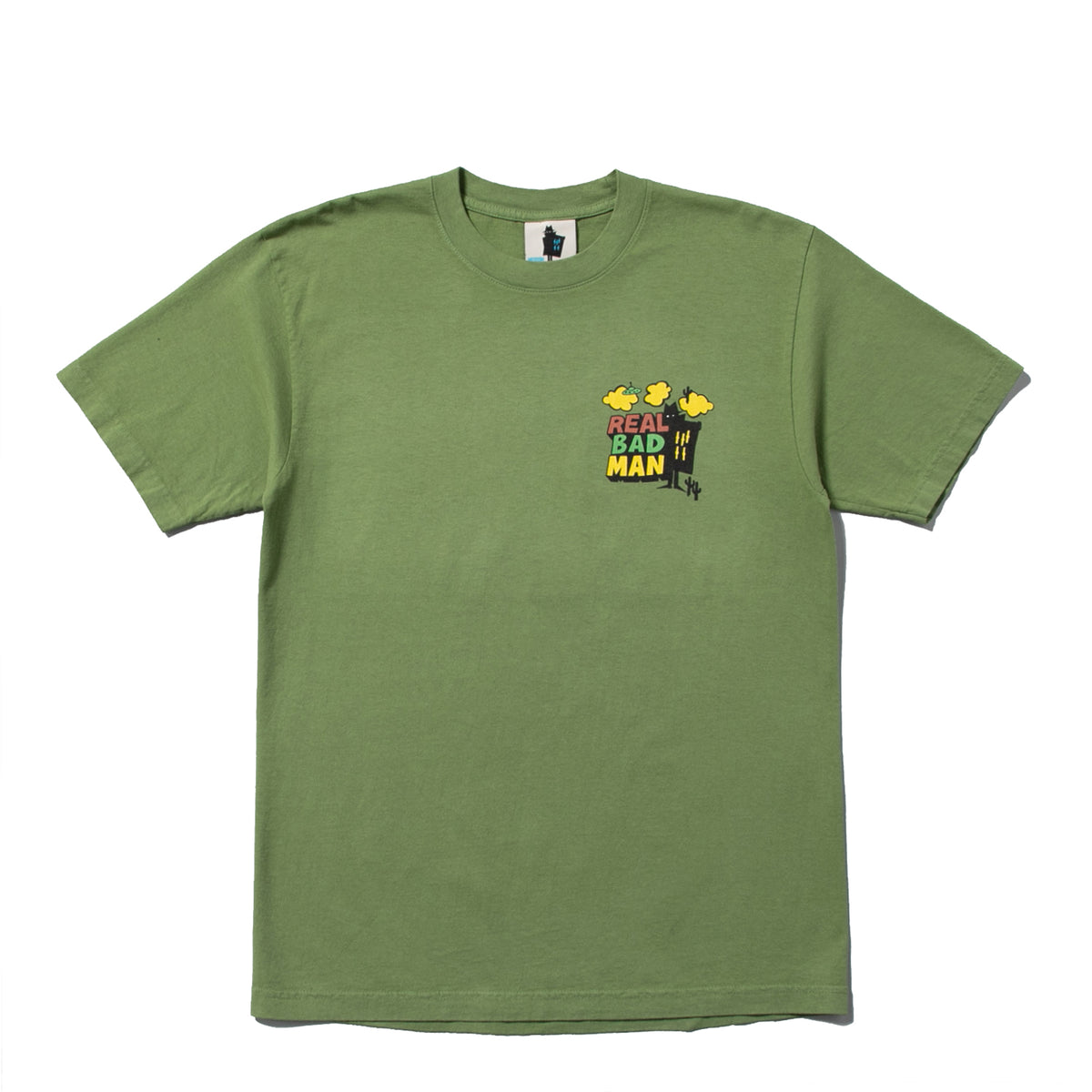 THE CACTUS TEE (SOLID)
