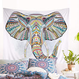 Stay Boho 100x150cm Elephant Tapestry