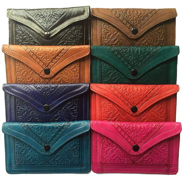 Stay Boho Moroccan Wallets