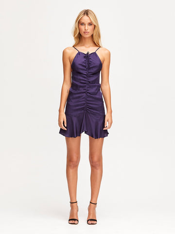 BLUE MOON MINI DRESS