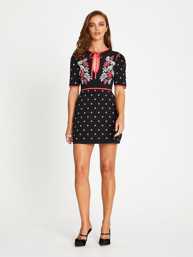 LADY DAY MINI DRESS