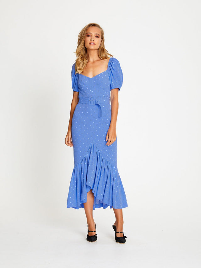 SLOW DREAMS MIDI DRESS