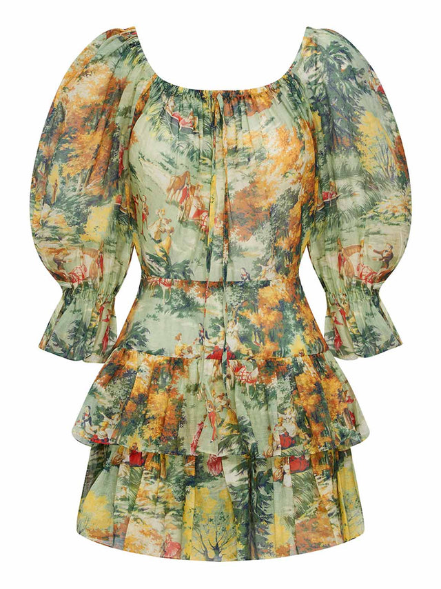 STRANGE DREAMS PLAYSUIT