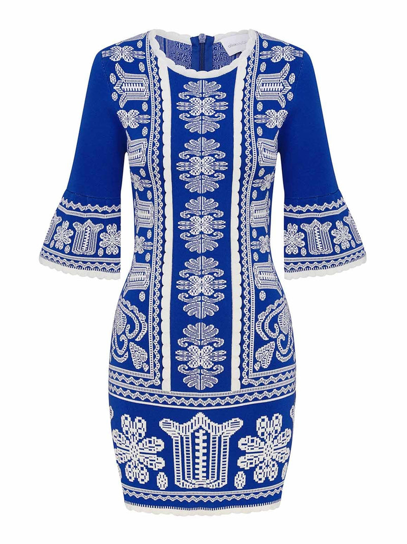 Devotion Jacket Dress