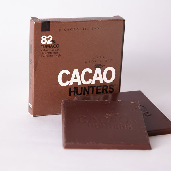 Chocolate Colombiano - Tumaco 82%