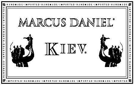 MARCUS DANIEL® <br>KIEV® [Cloud Grown]