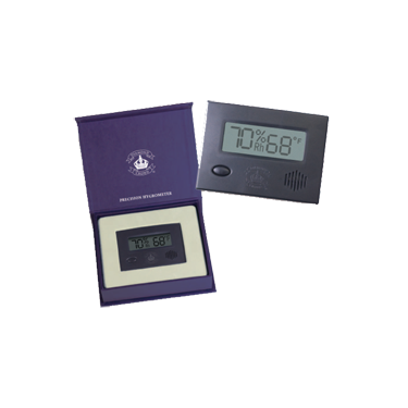 DIAMOND CROWN PRECISION HYGROMETER