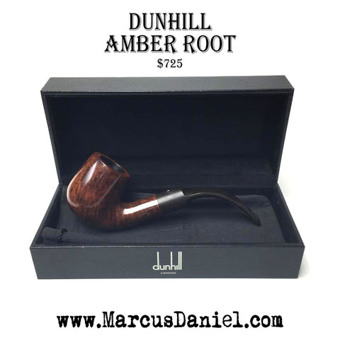 DUNHILL<br>AMBER ROOT