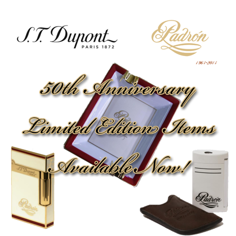 DUPONT & PADRON LIMITED EDITION