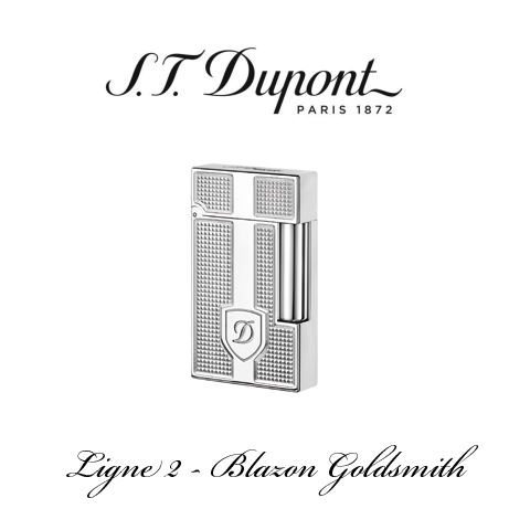 S.T. DUPONT LIGNE 2  [Blazon Goldsmith]