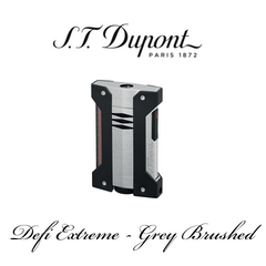 S.T. DUPONT DEFI EXTREME  [Grey Brushed]