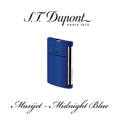 S.T. DUPONT MAXIJET  [Midnight Blue]