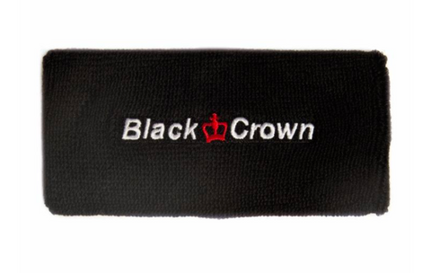 Black Crown Muñequera - Negro