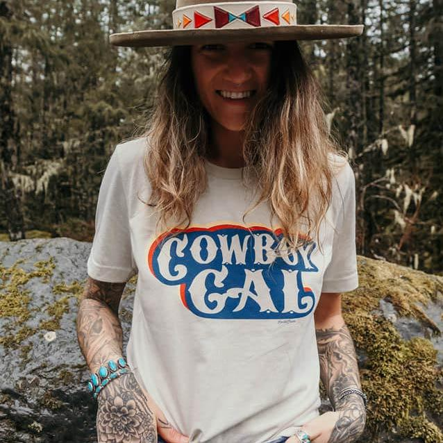 The CowboyGal {2 Colors}